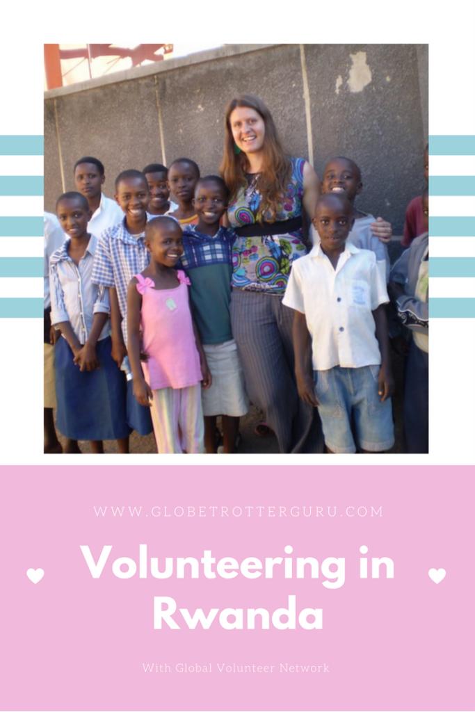 Volunteering in Rwanda Gender based Violence Project with Global Volunteer Network