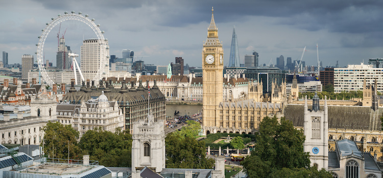 Mothers Day Trip Ideas - London