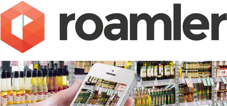 Roamler Smartphone App