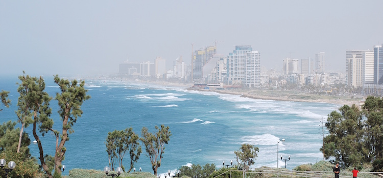 Tel Aviv Bay - How to Budget for Israel