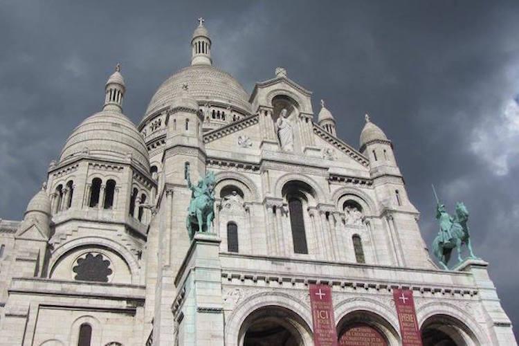 Sacre Coeur Monmartre