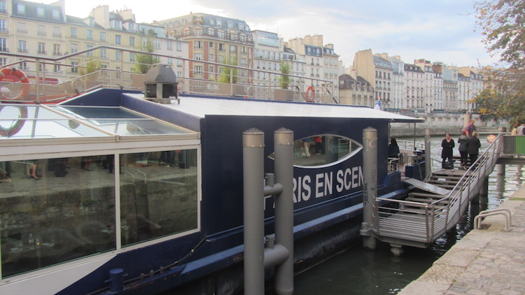 Bistro Style Seine River Cruise With 3 Course Meal Review With Viator