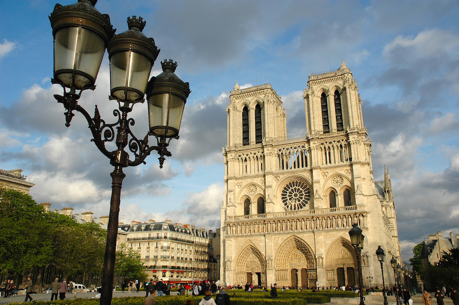 Mothers Day Trip Ideas - Paris