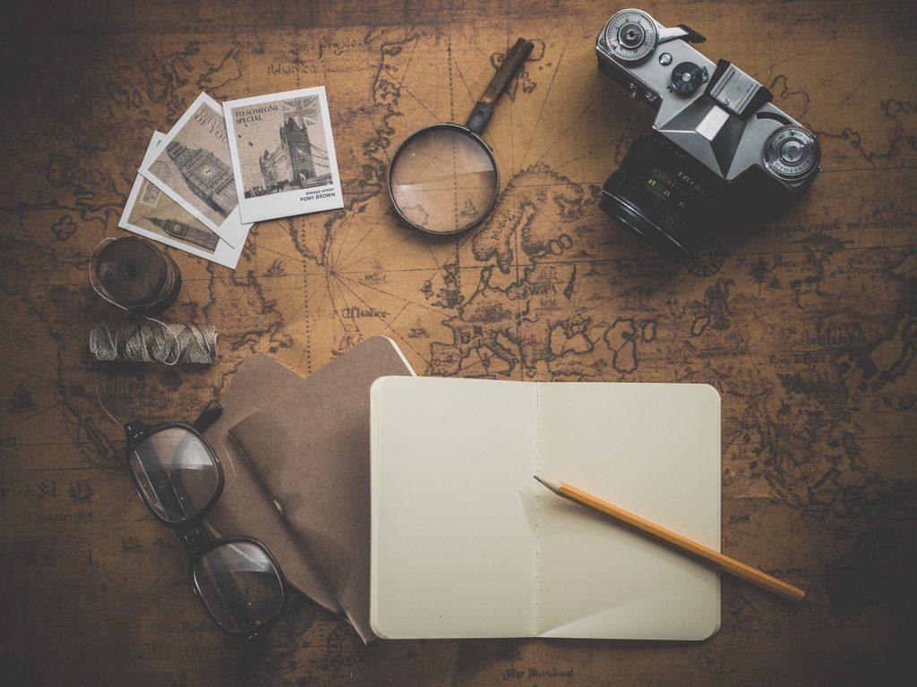 Retro Travel Planning