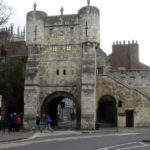 Bootham Bar York City Walls