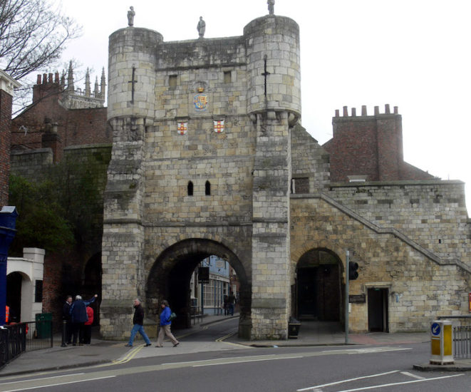 Bootham Bar York City Walls - things to do in York for free