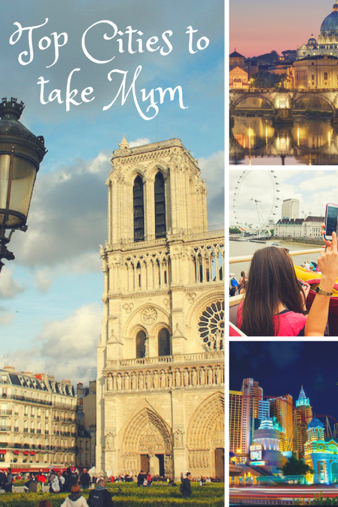 Mothers Day Trip Ideas -