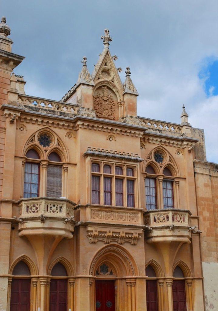 Gothic Architecture Mdina