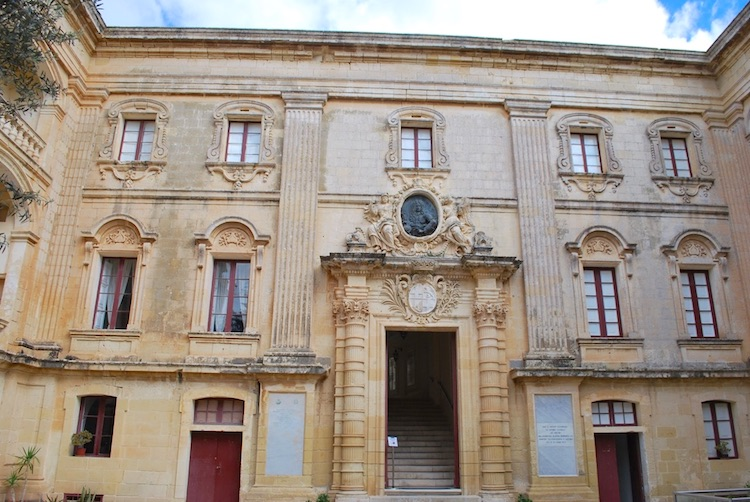 Natural History Museum Mdina Malta