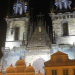 Prague Walking tour Tyn Church