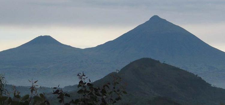 Rwanda Uganda Border