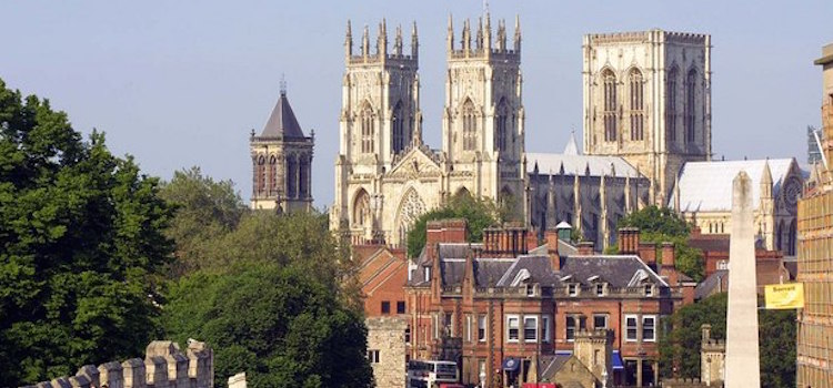 York UK – The Capital of the North