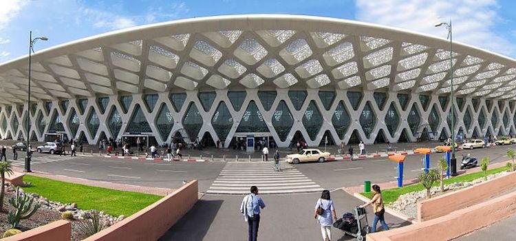 Marrakesh Airport Morocco