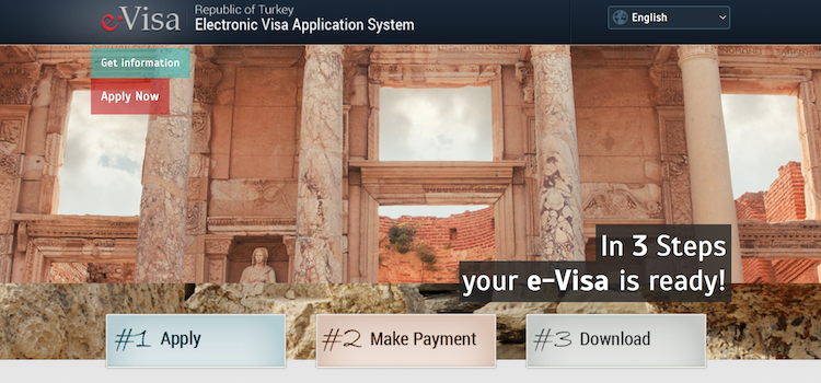 Turkish e-Visa