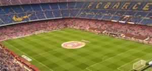 Camp Nou – FC Barcelona vs Eibar