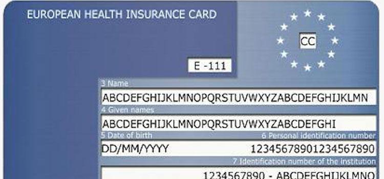 EHIC card – Essential for European Travel