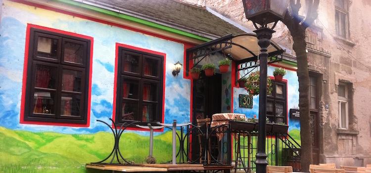 Skadalija bar Street Belgrade