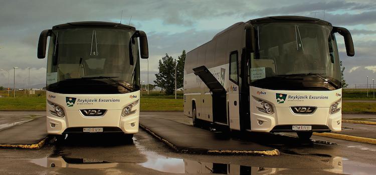 Arriving in Reykjavik – Getting from Keflavik Airport to Reykjavik Hotels