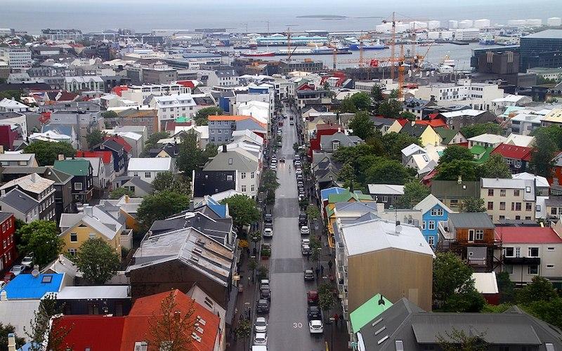 Reykjavik free walking tour