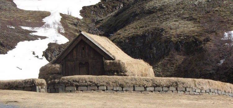 Viking village Iceland