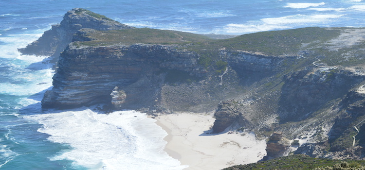 Beaches of the Peninsular South Africa