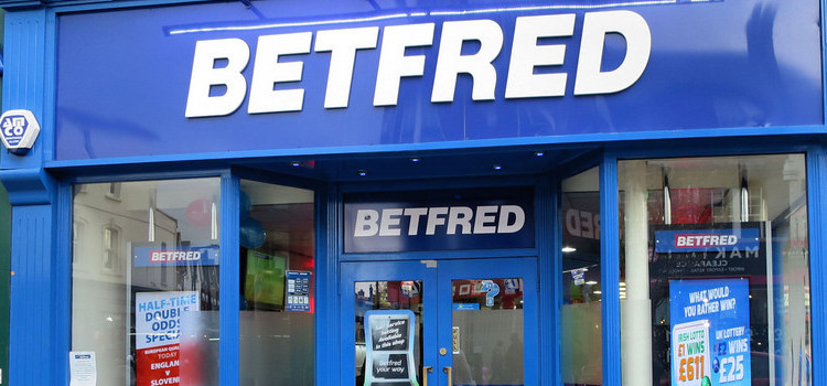 Betfred Betting office