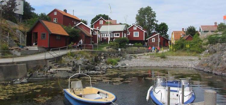 Landsort Stockholm Sweden