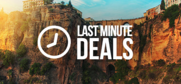 Last Minute Travel Deals To Europe From Boston