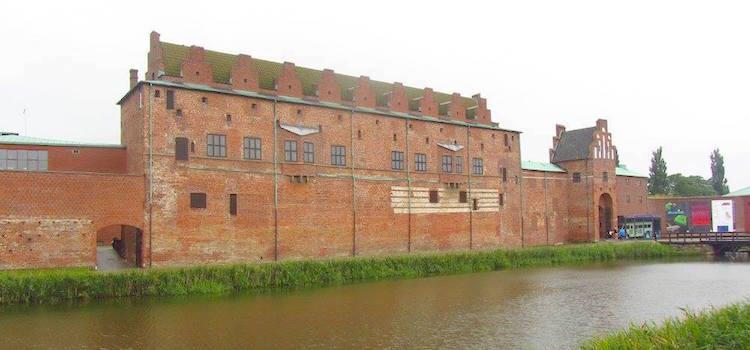 Malmohaus castle Malmo Sweden