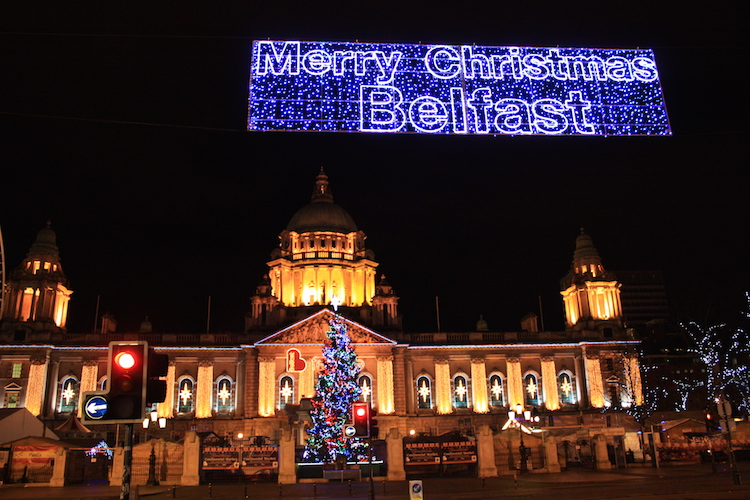 UK Christmas Markets - Belfast
