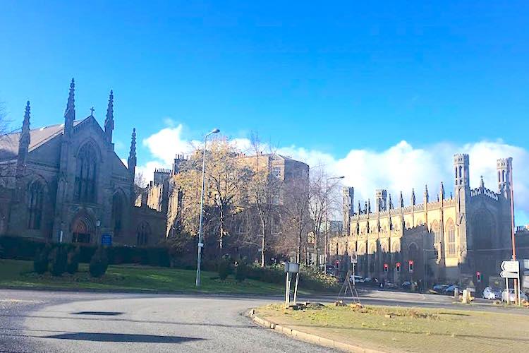 Churches of Edinburgh