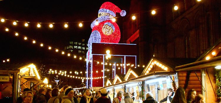 7 Amazingly Festive UK Christmas Markets