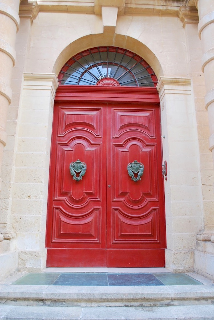 Door Mdina Malta