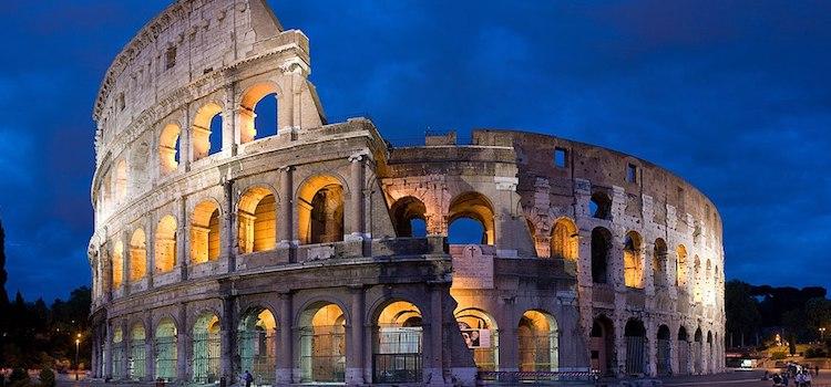 Rome Colosseum Rome
