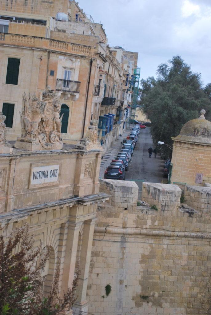 Victoria Gate Valletta Malta