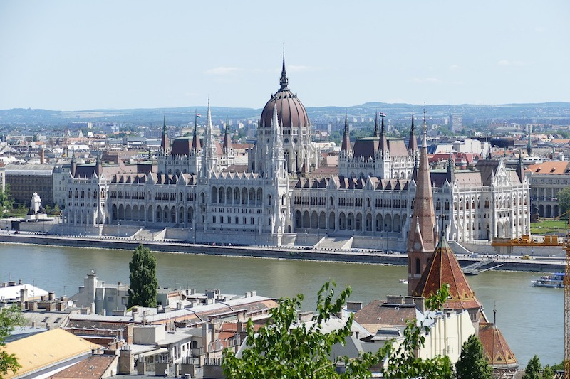 Places to travel alone in Europe - Budapest