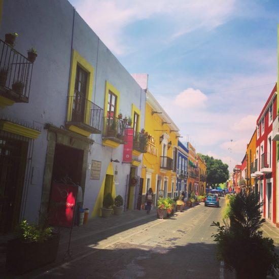 Travel Puebla