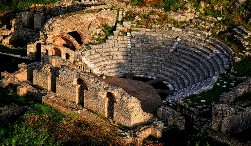 albania travel history culture butrint
