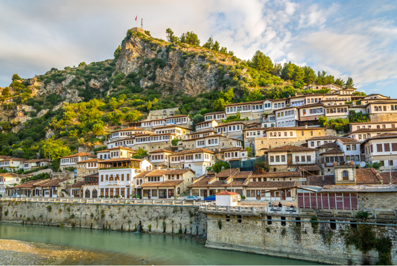 albania travel berat