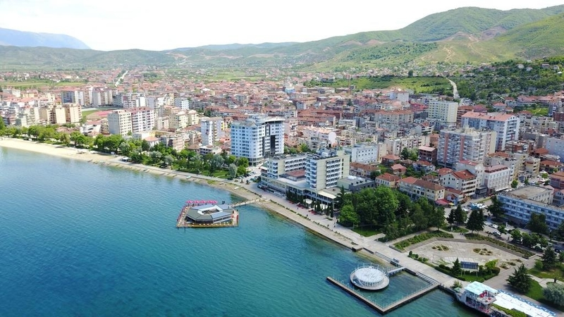 albania travel pogradec
