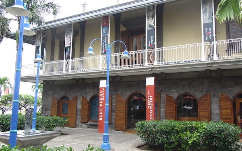Blue Penny Museum