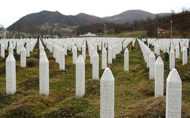 Dark Tourism Destinations - Srebrenica