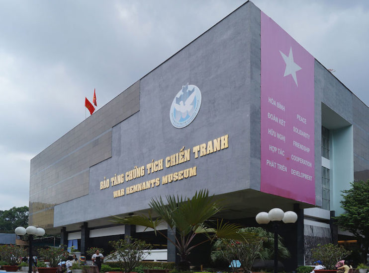 War Remnants Museum Ho Chi Minh