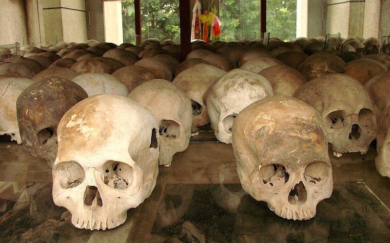 Killing Fields Cambodia