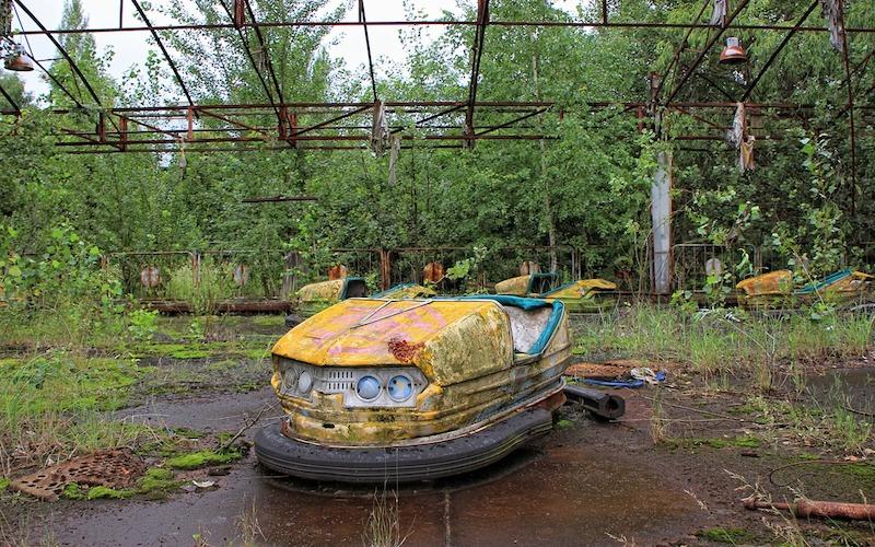 Dark Tourism Destinations - Chernobyl